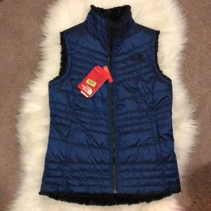 THE NORTH FACE | MOSSBUD SWIRL VEST REVERSIBLE